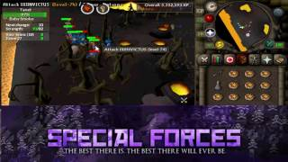 Special Forces Halloween Spanking Ft terror/IV