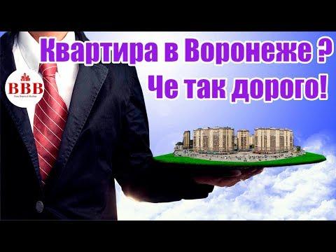 Цены - жесть! Дома-муравейники! Так вот ты какой, Воронеж!