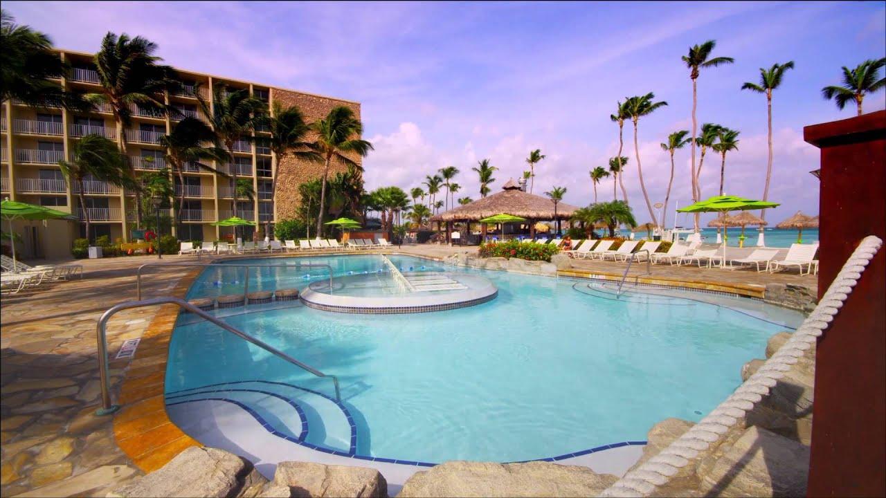 Holiday Inn Resort Aruba Bookit Com Real Guest Reviews YouTube - Aruba vacations all inclusive
