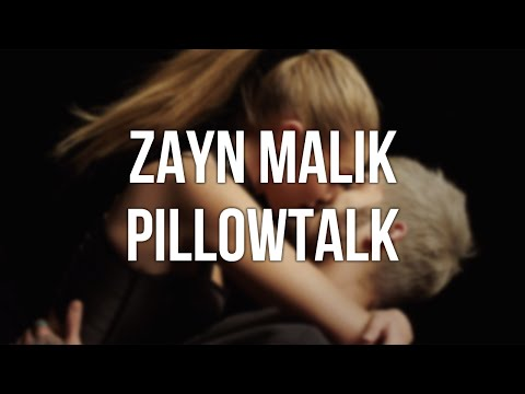 Zayn Malik - PillowTalk Lyrics Pronunciacion Español Subtitulado Karaoke