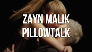 vuclip Zayn Malik - PillowTalk Lyrics Pronunciacion Español Subtitulado Karaoke