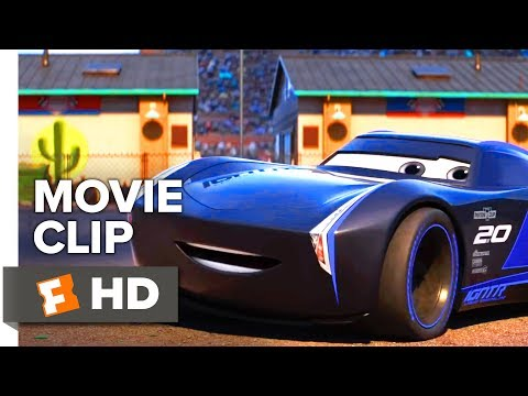 Cars 3 Movie Clip - Meet Jackson Storm (2017) | Movieclips Coming Soon