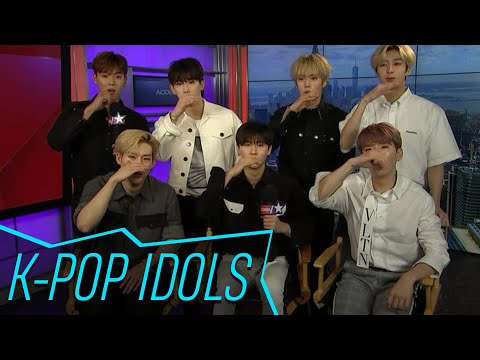K-POP Group Monsta X Takes The US By Storm, One Monbebe At A Time