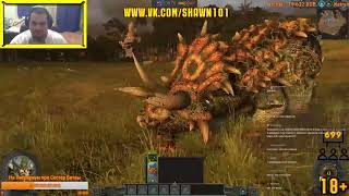 [18+] Total War: Warhammer 2 - Рождение легенды о Малыше