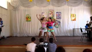 Танец «Рок-н-ролл» (7а, 7б)