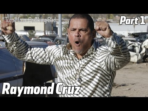 Raymond Cruz Part 1: Training Day