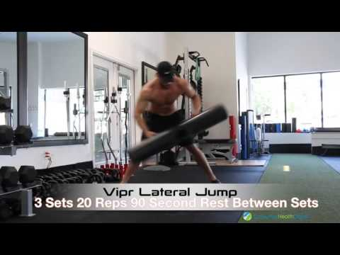 The Full Body ViPR Workout by Justin Woltering