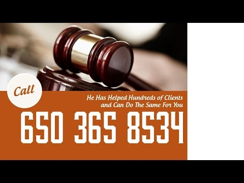 Personal Injury Attorney 650-365-8534 Redwood City  Lawyer Accident