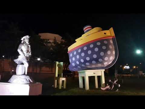 Ереван ночью / Монумент / 7 . 09.2019