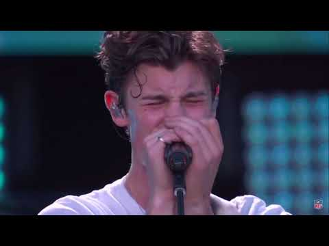 Shawn Mendes  Treat you better NFL 2018