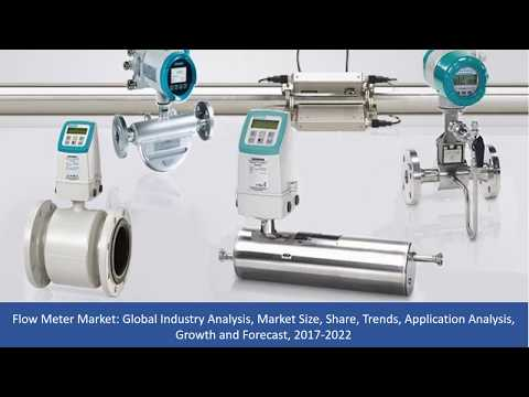 Flow Meter Market, Share, Trends, Application Analysis, Growth and Forecast, 2017 To 2022