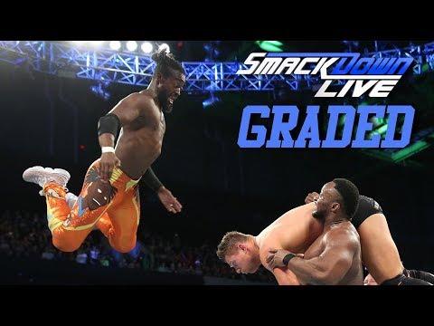 WWE Smackdown Live: GRADED (5 June) | The New Day vs. Rusev & Samoa Joe & The Miz