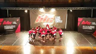 Cover images BULLETS CREW (Taranto.Italy) - FLAVA DANCE CONTEST 2018/1st PLACE - CAT. TEEN