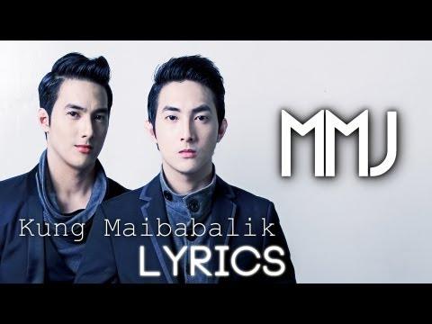 MM & MJ Magno - Kung Maibabalik (Boys Over Flower OST)