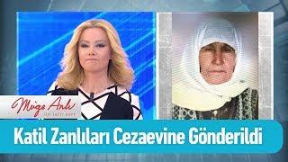 Hacer Cengiz'in katil zanlıları cezaevine gönderildi - Müge Anlı ile Tatlı Sert 11 Mart 2019