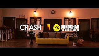 "【15sec_ver.2】Crush Crash Project x Unkochan Furniture Store ""Opium"" 3P Sofa Special Edition."