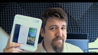 HTC Desire 816 Unboxing