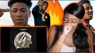 YoungBoy Never Broke Again - I Am Who They Say I Am *REACTION*