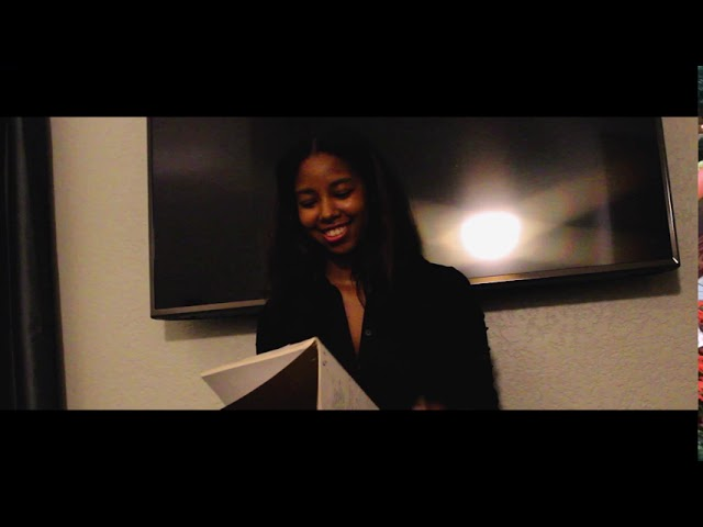 Finding Myself Spoken Word Live