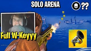 Mongraal Went Full W-Key in Solo Arena! (Highlights)