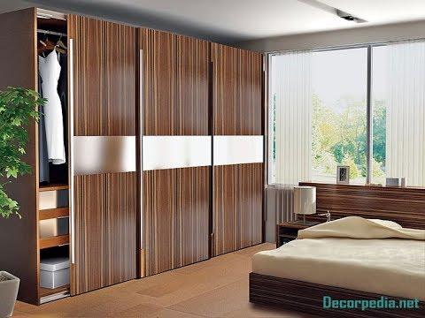 New bedroom cupobards and wardrobe designs ideas