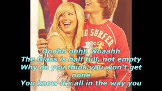 Ashley Tisdale - Positivity - Lyrics