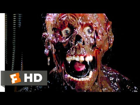 The Return of the Living Dead (7/10) Movie CLIP - Brains! (1985) HD