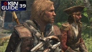 Assassin's Creed 4 Walkthrough - Sequence 10 Memory 03: The Observatory, pt 1 (100% Sync)