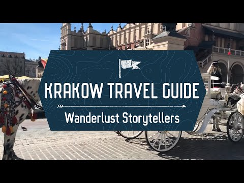 Things To Do In Krakow Old Town Poland | Krakow Travel Guide