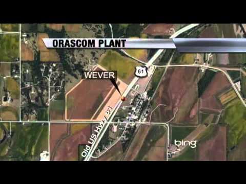Multi-Billion Dollar Fertilizer Plant Impacting Economy