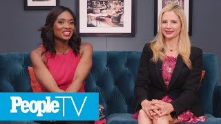 Mira Sorvino Worked With Her Teenage Crushes On 'Beautiful Girls' | People TV | Entertainment Weekly