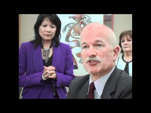 Rest in Peace: Jack Layton