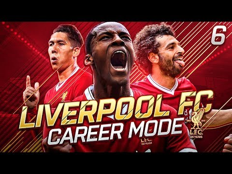 FIFA 18 Liverpool Career Mode - THE INCREDIBLE SALAH vs MANCHESTER UNITED!