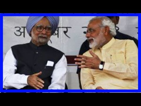 Manmohan: not in competition with modi over humble background