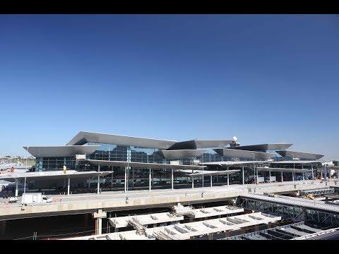 Conheça o Aeroporto Internacional de São Paulo (Tour of São Paulo International Airport)