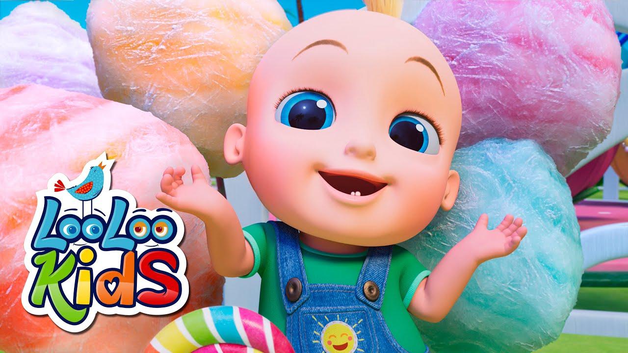Johny Johny Yes Papa 👶 + More Nursery Rhymes & Kids Songs LooLoo Kids