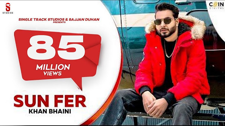 new punjabi songs 2021  sun fer  khan bhaini official video punjabi songs desi crew sukh sanghera