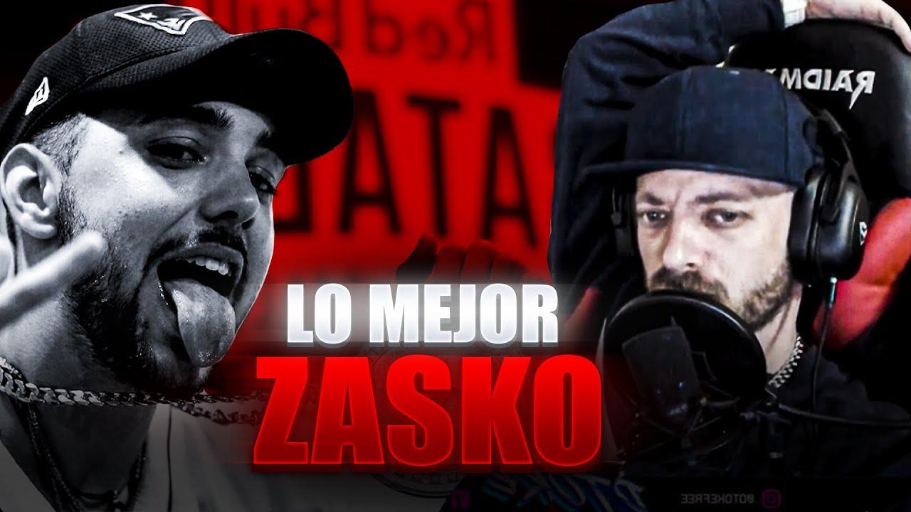 DTOKE REACCIONA A LO MEJOR DE ZASKO |  FMS ESPAÑA