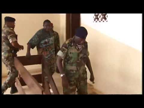 Navy Leader and Drug Kingpin of Guinea-Bissau Arrested