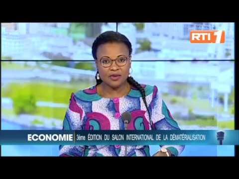 Résumé de la 3 éme édition Contact Expo Africa  au Journal Télévisé de la RTI