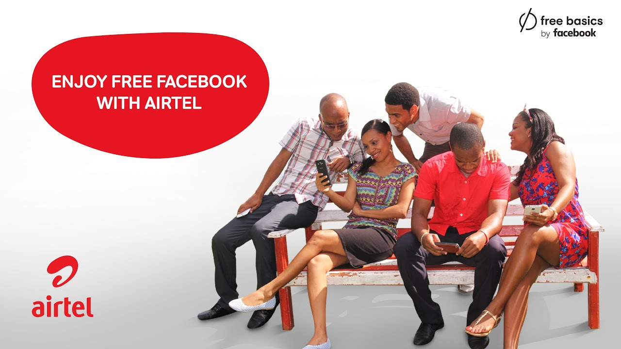 airtel and facebook free data