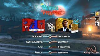 [L4D2] MavWar Hype Tournament: Worlds Collide (2016) - Game 14 (Semi-Final)