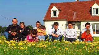 Folles vacances des familles nombreuses