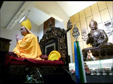 Message for Kechara House regarding Wesak Day 2011 - Tsem Tulku Rinpoche