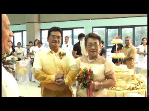 Golden Wedding Anniversary of Mommy Lily and Daddy Felipe Callejo
