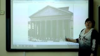 Урок МХК - Архитектурный стиль (часть 1)
