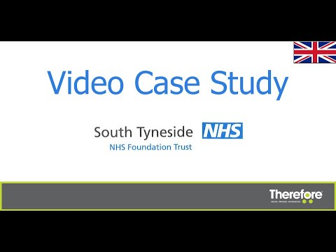 NHS SOUTH TYNESIDE uses Therefore™