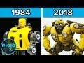 Transformer Origins: Bumblebee