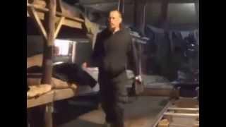 """Сериал """"Алмазы Сталина"""" трейлер и и как снималась"""