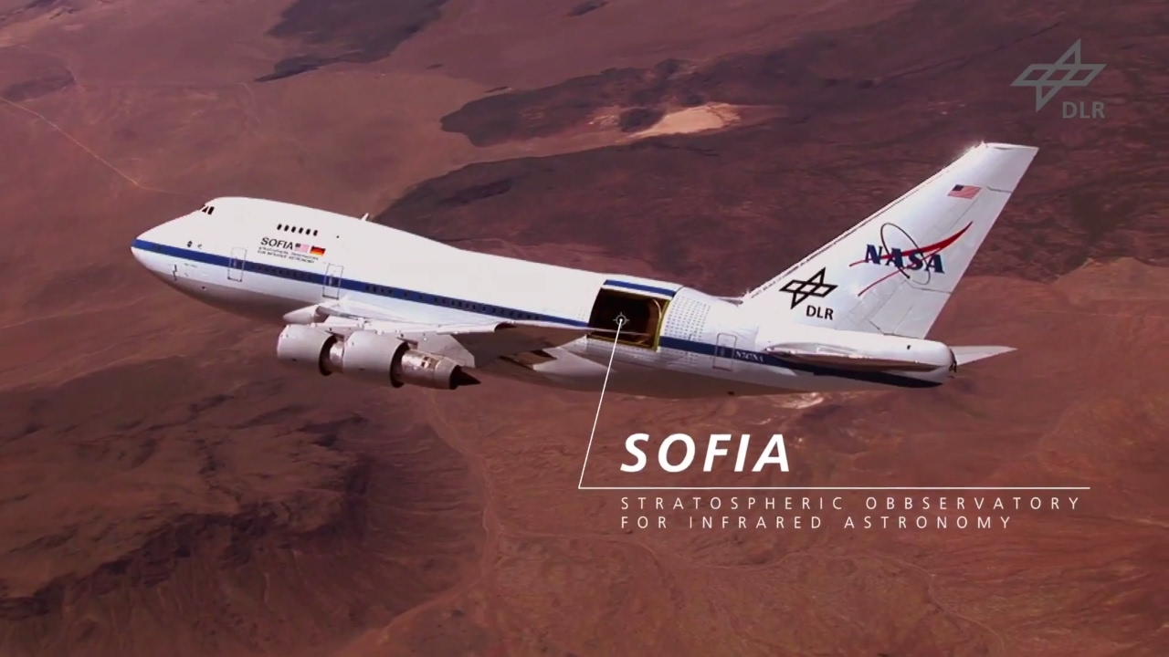 Image result for Stratospheric Observatory for Infrared Astronomy